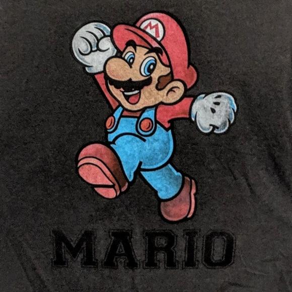 Super Mario Other - Super Mario Nintendo T Shirt sz L